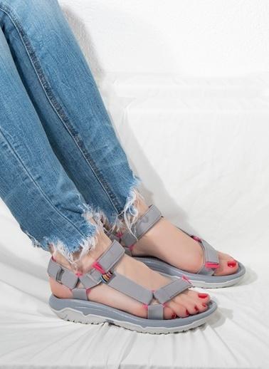 Nemesis Shoes Nemesis Shoes Kadın Sandalet Gri
